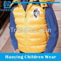 2014 winter children's Vest & Waistcoat