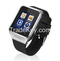 Android smart watch phone S8 5.0MP Camera android 4.4 smart 3G Bluetooth watch