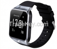 GV09 Bluetooth Smart Watch Phone for Android & iOS Support SIM/TF Card