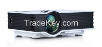 2015 Newest 800*480 1080p support UC40 portable projector, mini pc projector,mini lcd led projector UC40