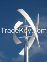VERTICAL WIND TURBINE 1-50 kW