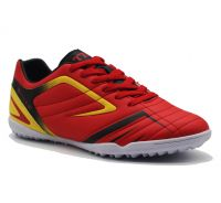 PU Leather Soccer Shoes