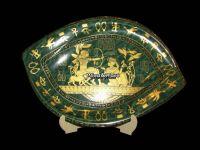 Honeymoon (Ceramic Plate)