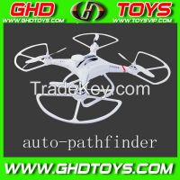 Auto-Pathfinder Quadcopter with GPS Drone Camera