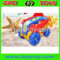 2015 new summer toys colourful sand beach Car toys for kids