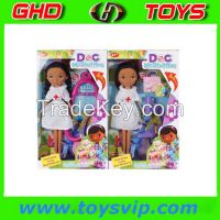 Doll with Doctor Set Toy