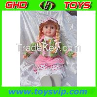 Fashion Doll Kid Girl Lovely musical doll