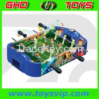 soccer table funny wooden football game toy