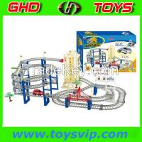 BO Track Train set  with light and music