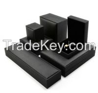 high end leather series of jewelry box