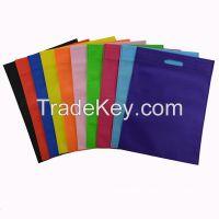 fabric woven gift bag wholesale and custom make