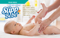 SLIPP BEBE WET WIPES