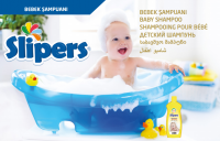 SLIPERS BABY SHAMPOO
