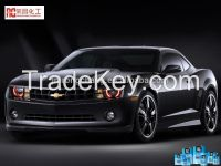 RC 1K/2K Black Car Paint