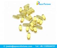 Beauty Products Nutritional Natural Green Aloe Vera Softgel Capsule, Aloe Vera Softgel