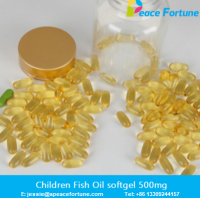 Child Benefits DHA EPA Children Fish Oil softgel