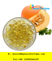 Pumpkin Seed Extract Softgels Pumpkin Seed Oil Capsule