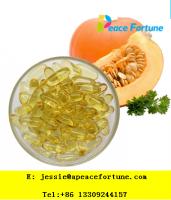 Pumpkin Seed Extract Softgels Pumpkin Seed Oil Capsule