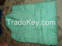 Towel . Bathrobe , Table Cover . Bed Sheet . Cushion .
