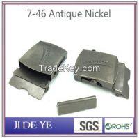 wholesale fashion Zinc buckle belt