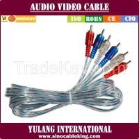 3RCA-3RCA AUDIO VIDEO CABLE