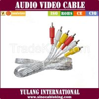 3R-3R TPT AV CABLE WITH FOIL