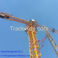 easy operated new condition YX50-5010 construction tower crane