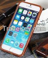 Leather case phone case Iphone 6 case