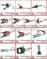 Door breaker rescue tool
