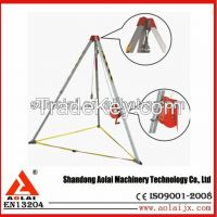 Emergency Rescue Tripod Rescue Equipment Mini Rescue Tripod