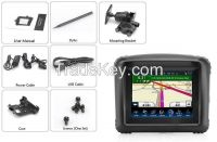 3.5inch made in China with touch screen good quality car mtorcycle gps
