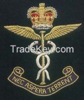 Royal Air Force Hand Embroidery Badge