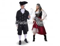 Offer to Sell Costumes for Carnival or Party Events
