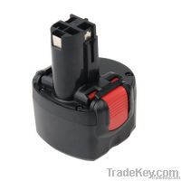 Replaceent Bosch Cordless Tool Battery 9.6V
