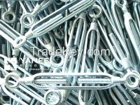 Stainless Steel DIN1480 Turnbuckle with Eyes