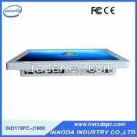 17 inch WIFI LCD Panel PC Touch Screen All-in-One Computer