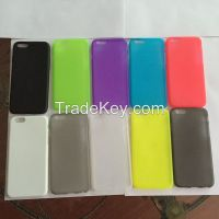 Ultra-thin TPU mobile phone case for iphone
