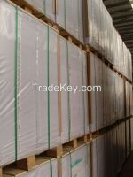 OFFSET PAPER; COATED PAPER