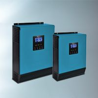 Off-grid Home Solar Power Inverter With Built In Controller 1KVA/800W