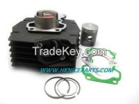 Motorcycle Parts- Cylinder Block Ax100