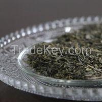 Different Qualities Green Tea