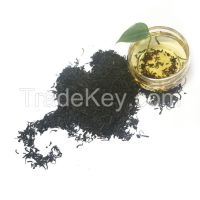 High quality black tea drink
