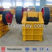 PE500*750 Jaw Crusher Machine Widely Used in Mining Machinery