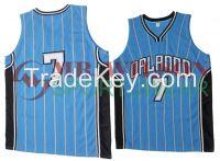 Fully Customized Basketball Jersey