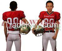 Mr. Wilson Customized American Football Uniforms