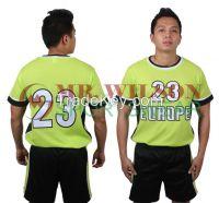 Mr Wilson Customized Soccer Uniform Set