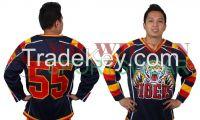 Mr. Wilson Sportswear Customize Hockey Top