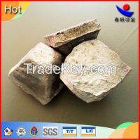 ferroalloy factory / silicon aluminum alloy /SiAl alloy /AlSi Fe alloy