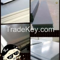 Pvc Engineering Sheets for welding
