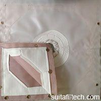 Polyamide Woven Filter Cloth / Nylon Filter Cloth